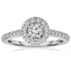 Engagement Rings For Women Under 500