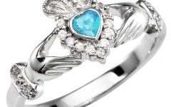 Engagement Rings With December Birthstone