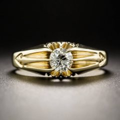 English Engagement Rings