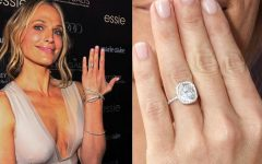 Molly Sims Wedding Rings