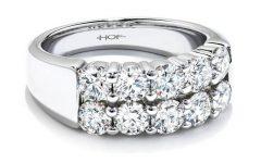 Diamonds Wedding Anniversary Rings