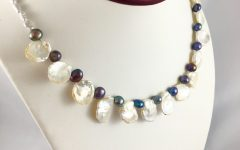Freshwater Cultured Pearls & Beads Necklaces