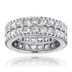Eternity Anniversary Rings