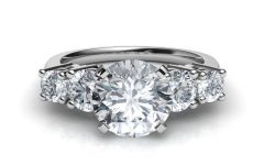 5 Diamond Engagement Rings