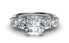 5 Diamond Engagement Rings