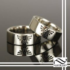 Superhero Wedding Bands