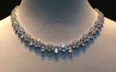 Diamond Wreath Necklaces