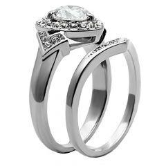 Tungsten Carbide Womens Wedding Rings