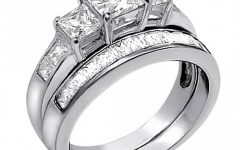 Mens Engagement and Wedding Rings Sets