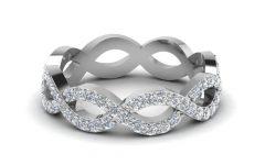 Infinity Anniversary Rings