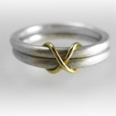 Infinity Wedding Rings