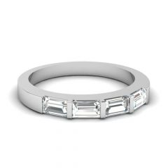 Platinum Wedding Bands For Women
