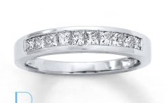 1 Carat Diamond Anniversary Rings