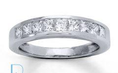 Platinum Anniversary Rings