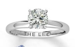 Leo Diamonds Engagement Rings