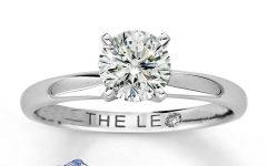 Leo Diamonds Engagement Rings