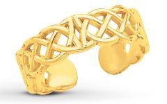 14k Toe Rings