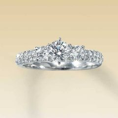 Discontinued Engagement Rings