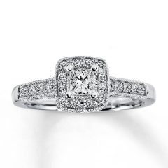 Princess Engagement Rings For Women