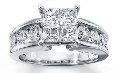 2 Ct Wedding Rings