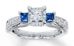 Engagement Rings With Sapphires