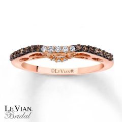 Le Vian Wedding Bands