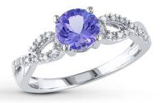 Engagement Rings Tanzanite