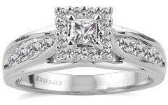 Walmart White Gold Engagement Rings