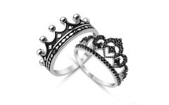 King and Queen Engagement Rings