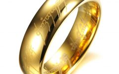 Lord of the Rings Wedding Bands