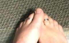 Male Toe Rings