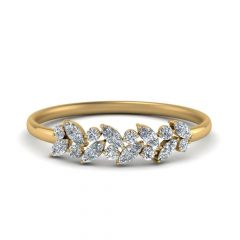 14K Gold Anniversary Rings