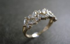 Marquise Anniversary Rings