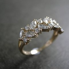 Marquis Wedding Bands