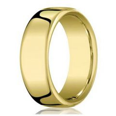 18K Gold Wedding Bands