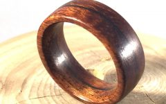Mens Wooden Wedding Bands