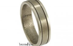 Masculine Wedding Rings