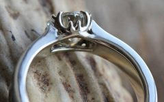 Antler Engagement Rings