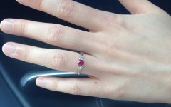 Size 4 Diamond Engagement Rings