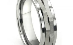 Men's Spinner Wedding Bands
