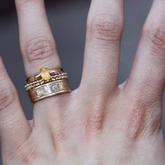 Traditional Style Engagement Rings