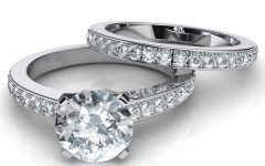 Matching Engagement and Wedding Bands