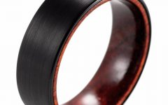 Wood And Metal Wedding Bands