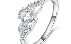 Feminine Engagement Rings