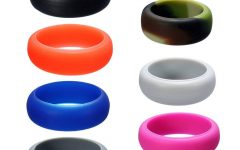 Plastic Wedding Bands