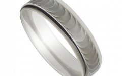 Mens Palladium Wedding Rings