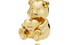 Theodore Bear Pendant Necklaces