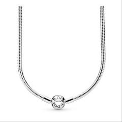 Pandora Moments Snake Chain Necklaces
