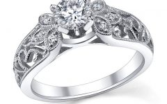 Womens Platinum Wedding Rings