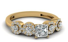 Diamond Accent Anniversary Bands in Gold